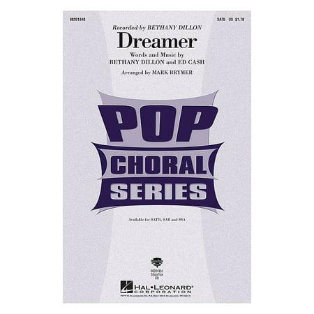 Hal Leonard Dreamer ShowTrax CD by Bethany Dillon Arranged by Mark Brymer