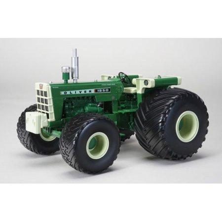 Oliver 1850 Tractor with Terra Tires 1/16 Diecast Model by Speccast