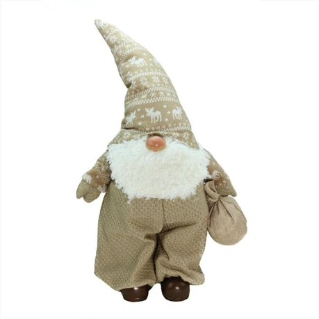 27 5 beige and white jolly james gnome christmas for Gnome 3 decoration fenetre