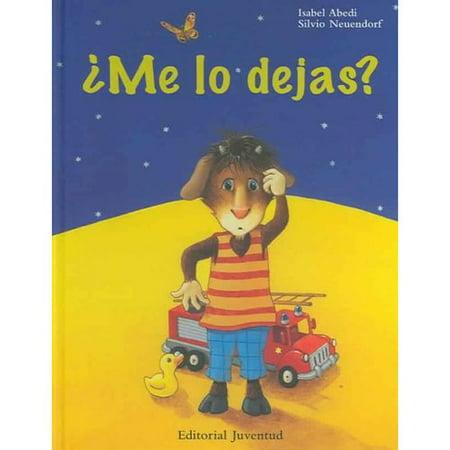 Me Lo Dejas? / May I Take It?