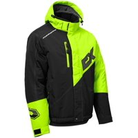Castle X Phase G2 Mens Snow Jacket Hi-Vis/Black