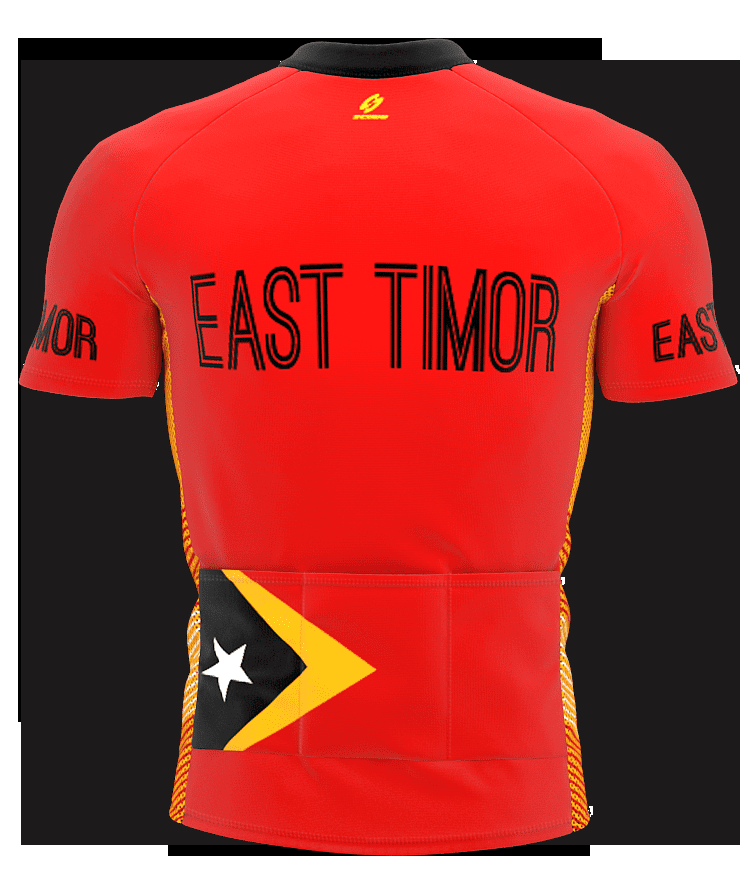 ScudoPro East Timor Technical T-Shirt for Men and Women