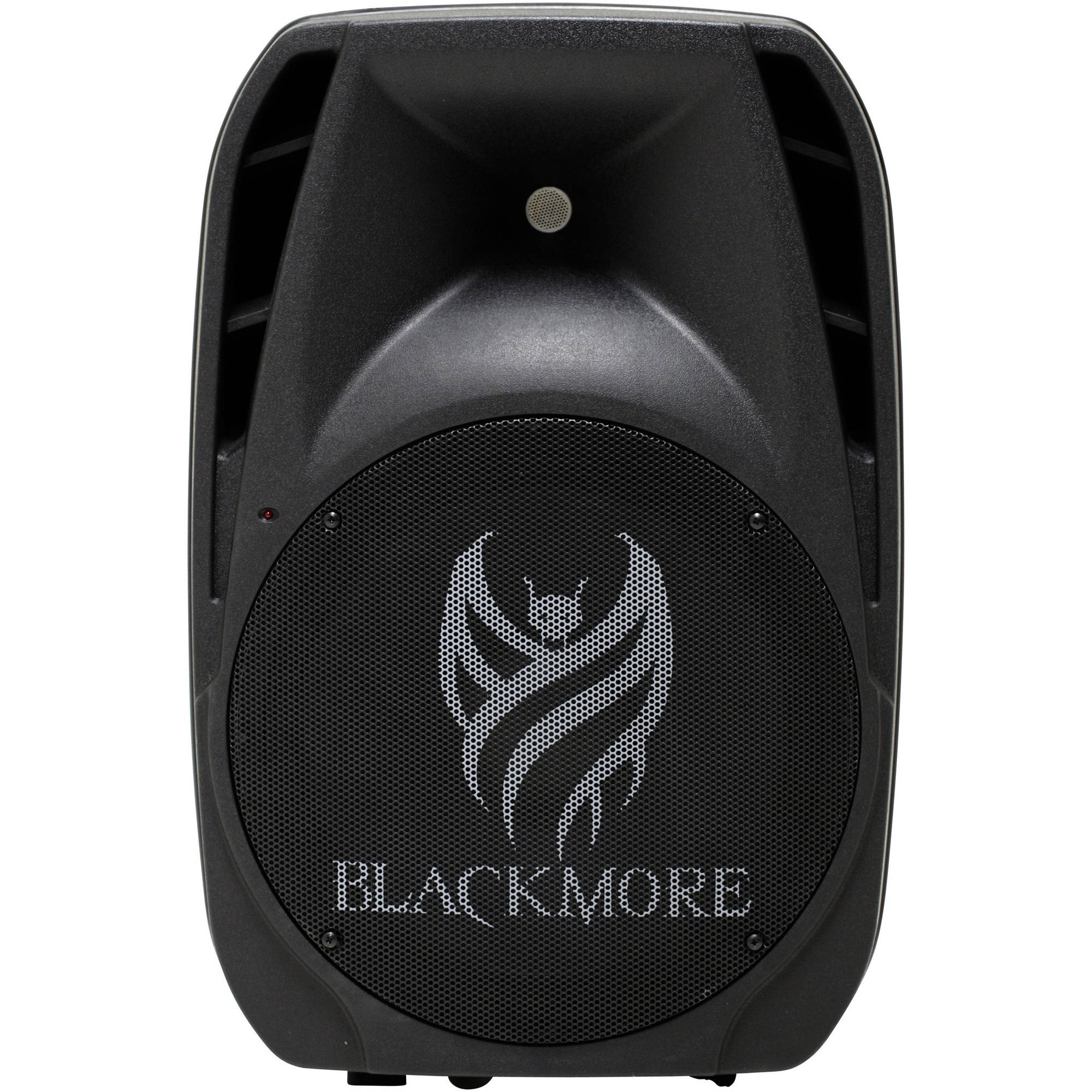 Blackmore Electronics BJS-155BT Blackmore Amplified DJ Speaker System, Black