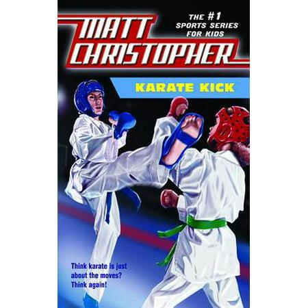 Karate Kick - eBook