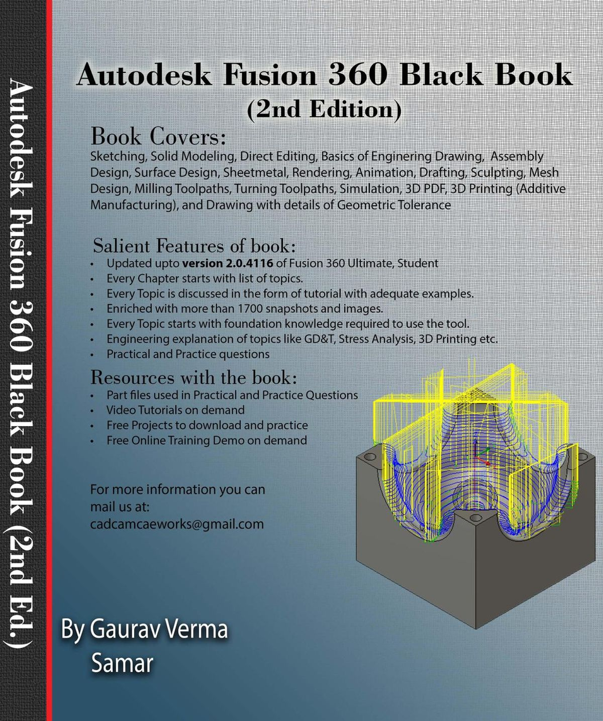 Autodesk Fusion 360 Black Book (2nd Edition) - Part 1 - eBook