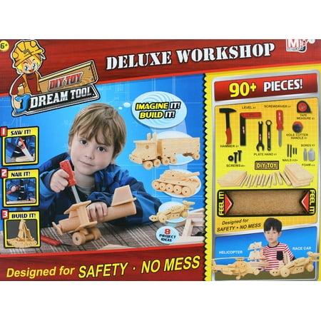 Wood Workshop Kit](Wood Kits)