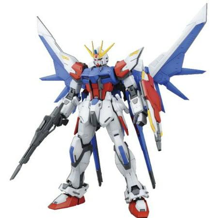 Bandai Hobby MG Build Strike Gundam Full Package Model Kit (1/100