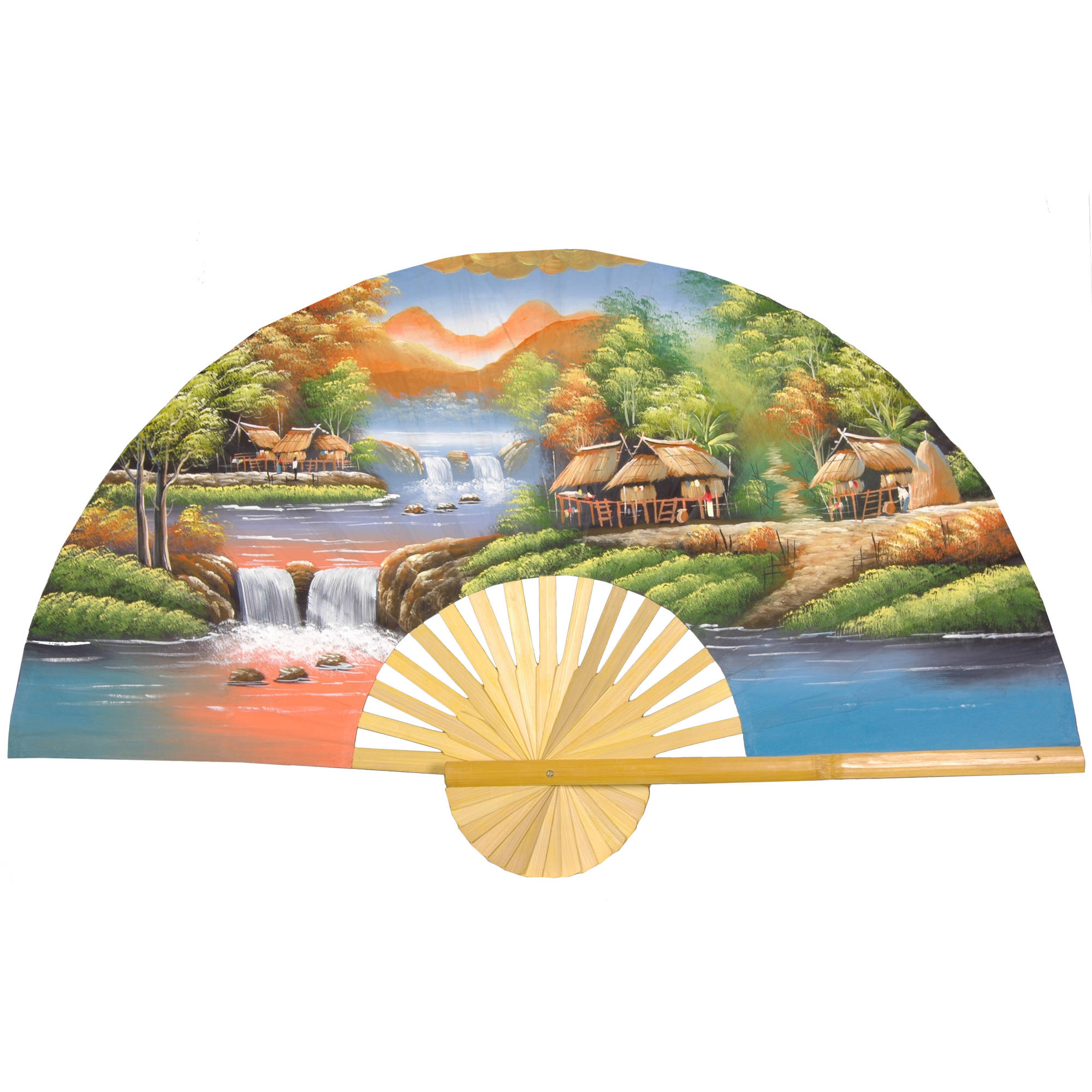 Tranquility Wall Fan