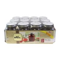 12-Pack Jarden Home Brands 503 Kerr PT Regular Jar