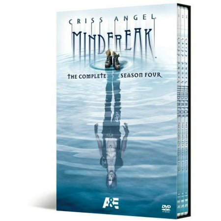 Criss Angel Mindfreak: The Complete Season Four