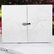 Hortense B. Hewitt 10015 Gatefold Guest Book
