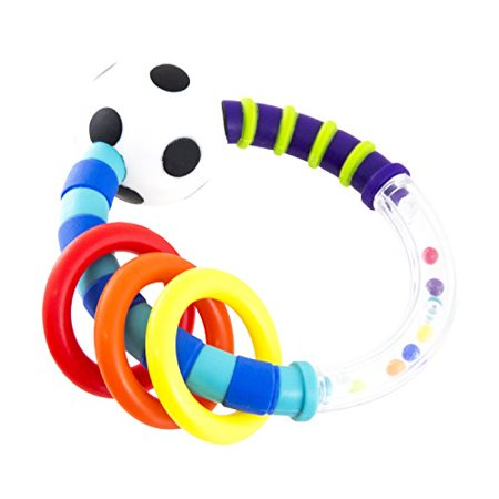 Sassy Rattlin Rings, (Best Sassy Rattle)
