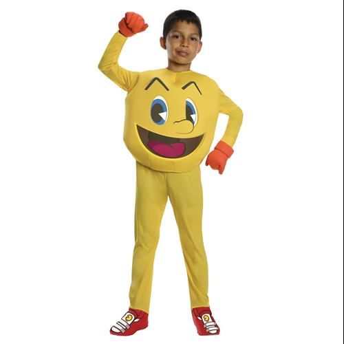 Boys Pac-Man Video Games Costume sz Large 12-14