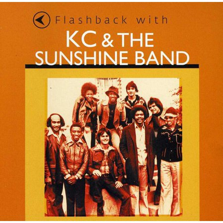 Kc   The Sunshine Band   Flashback With Kc And The Sunshine Band  Cd