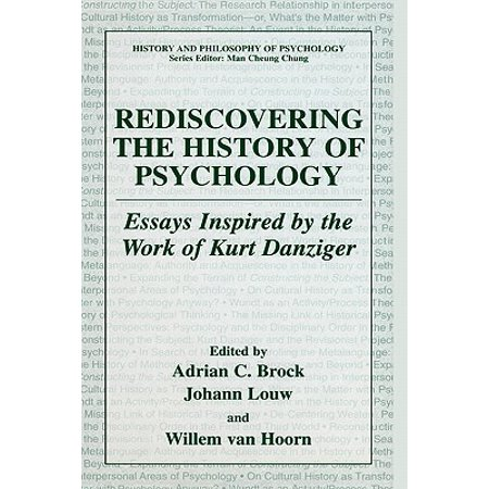 Pmr English Essay Rediscovering The History Of Psychology  Essays Inspired By The Work Of  Kurt Danziger Reflection Paper Example Essays also Sample English Essay Rediscovering The History Of Psychology  Essays Inspired By The  The Benefits Of Learning English Essay