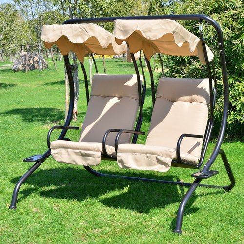 Incroyable Charlton Home Northbrook Patio Swing With Stand
