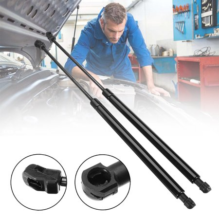 A Pair Front Hood Gas Struts Lift Supports For Lexus RX350 RX450h 2010 to 2015