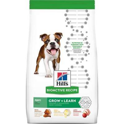 Hill's Bioactive Recipe 11 lb Grow + Learn Dry Puppy Food ()