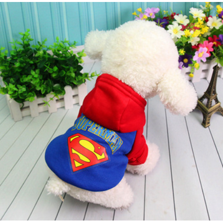 Pet Dog Cat Puppy Sweater Hoodie Coat For Small Pet Dog Warm Costume Apparel New (Bull Rider Dog Costume)