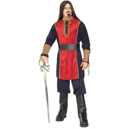 Adult Renaissance Noble Costume Rubies 56042, Standard
