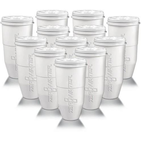 ZeroWater Replacement Filter for Pitchers 12-Pack ZR-012