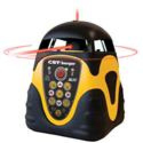 CST/Berger 57-ALHVPKG Electronic Self Leveling Horizontal and Vertical Rotary Laser Level Complete Kit