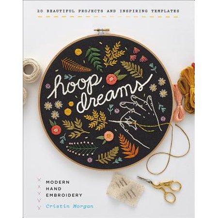 Hoop Dreams : Modern Hand (Dreams Embroidery)