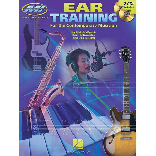Ear Training: For the Contemporary Musician