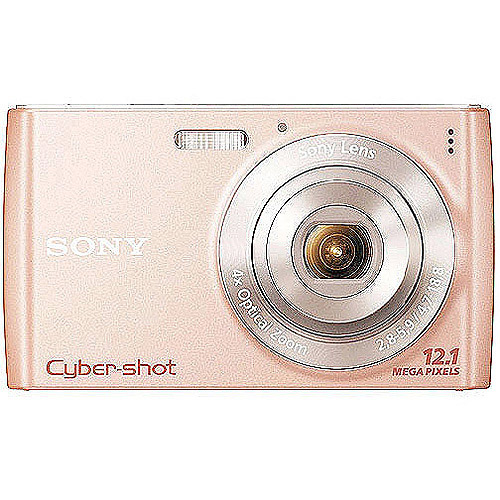 Sony Cyber-Shot DSC-W510 12.1 MP Digital Still Camera wit...