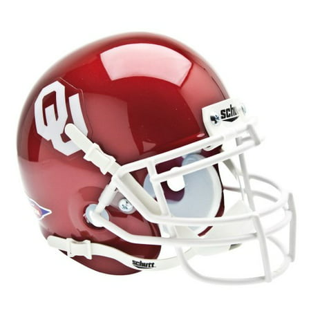 - Shutt Sports NCAA Mini Helmet, Oklahoma Sooners