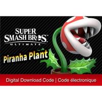 Super Smash Bros. Ultimate: Piranha Plant, Nintendo Switch ESD, 045496663780
