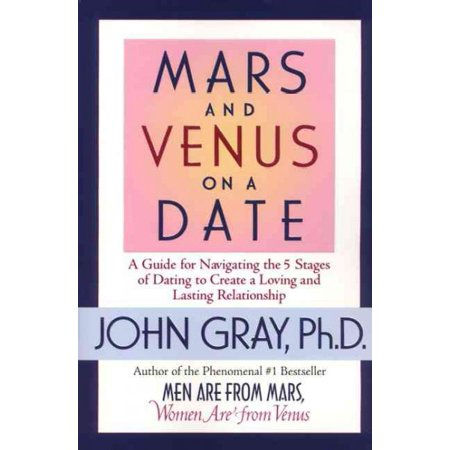 5 stages of dating mars venus