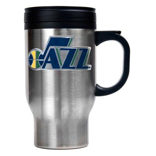 NBA - Utah Jazz Primary Stainless Steel Travel Mug