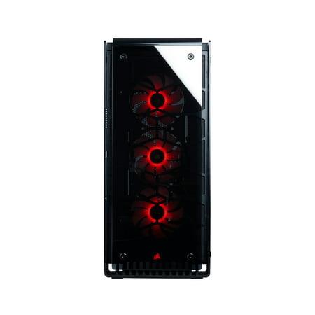 Corsair Crystal 570X RGB Mirror Black Mid-Tower PC