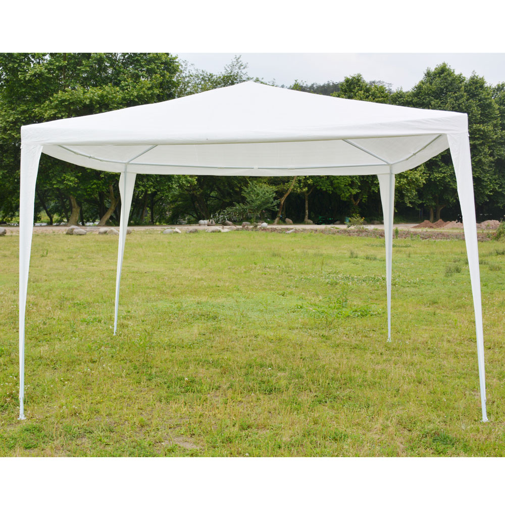 COKOINC 10u0027x10u0027 Portable Tent without Sides Waterproof Sun Shelter Canopy For Wedding Party  sc 1 st  Walmart & 10 X 10 Tents