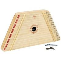 Award Winning Hape Happy Harp Kid's Wooden Musical Instrument