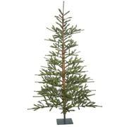 Vickerman 7' Bed Rock Pine Artificial Christmas Tree, Unlit