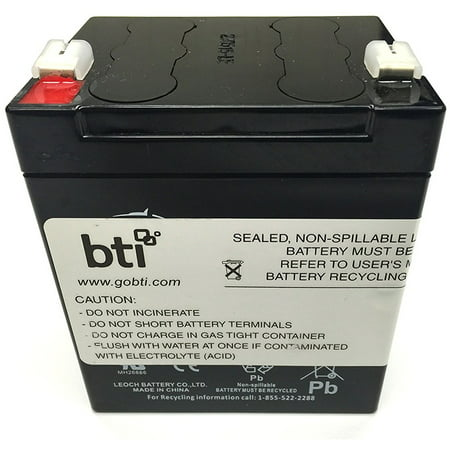 Battery Technology APC RBC45 Replacement UPS (Rbc45 Replacement)