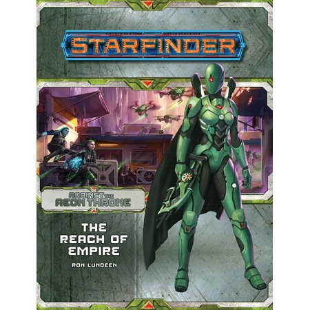 Starfinder Adventure Path: Escape from the Prison Moon (Against the Aeon Throne 2 of