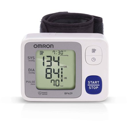 Omron 3 Series Wrist Blood Pressure Monitor (60 Reading Memory)