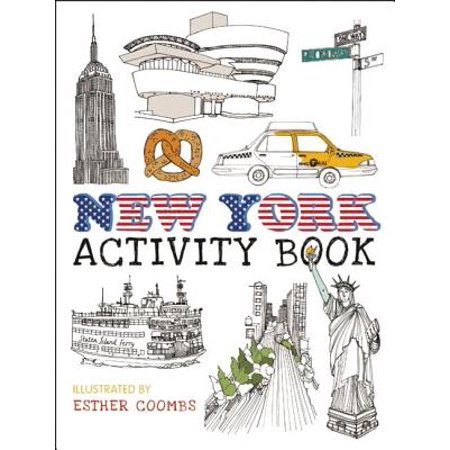 New York Activity Book (New Activities)