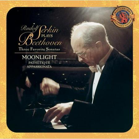 Rudolph Serkin Plays Beethoven (Remaster)