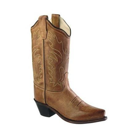 Children's Old West Western Snip Toe Fashion Boot - Child ()