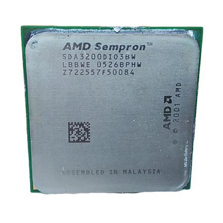 Refurbished AMD Sempron 3200+ 1.8GHz Socket 939 800MHz Desktop CPU