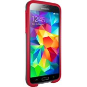 Otter Box Symmetery Commuter Series Samsung Galaxy S5 Cell Phone Case - Red