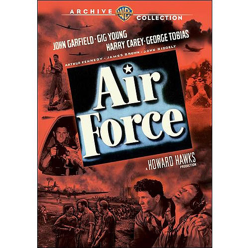 Air Force (1943) (Full Frame)