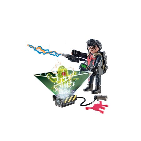 PLAYMOBIL Ghostbusters II Egon Spengler Building Set](Ghostbusters For Kids)