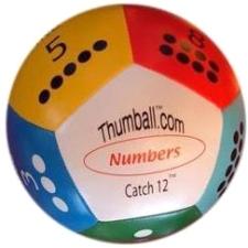 Numbers Thumball