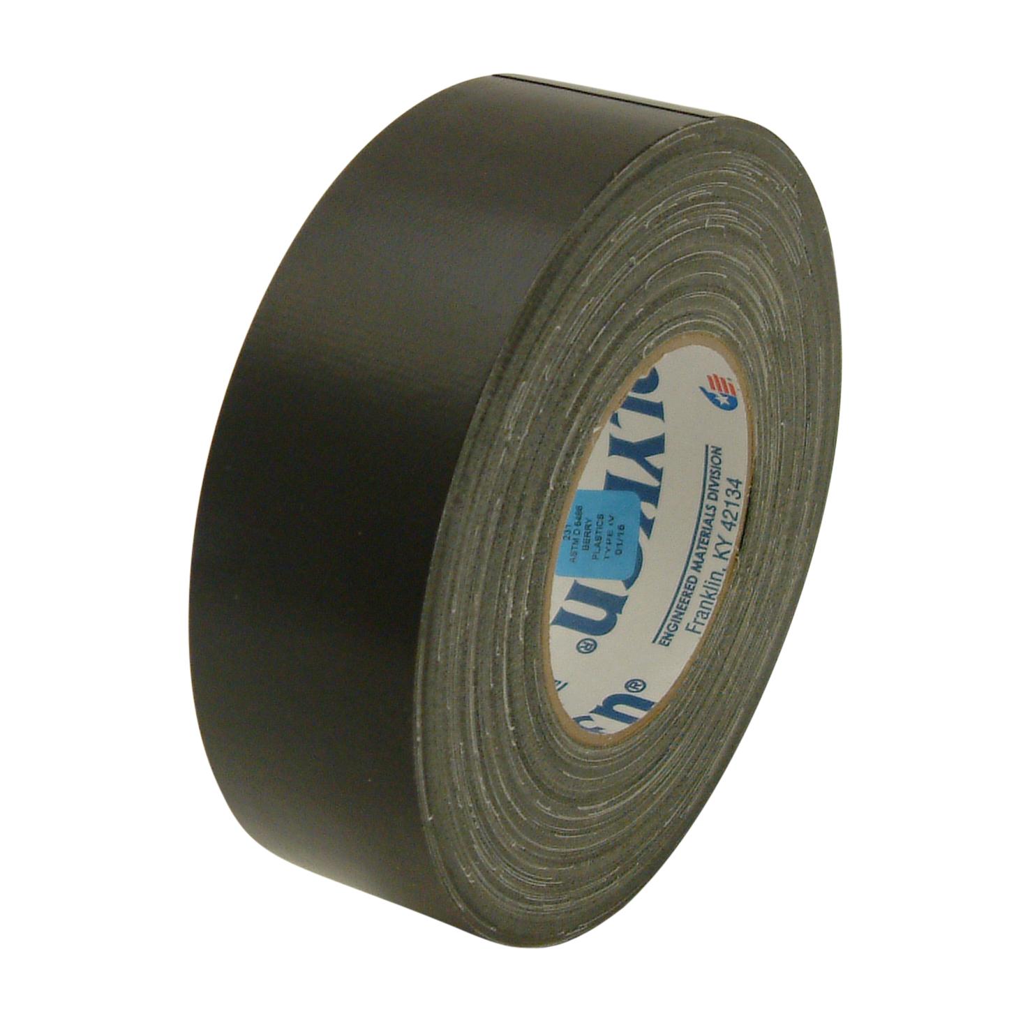 Polyken 231 Military Grade Duct Tape: 2 in. x 60 yds. (Black) *branded