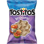 Tostitos Scoops! Tortilla Chips, 10 oz.